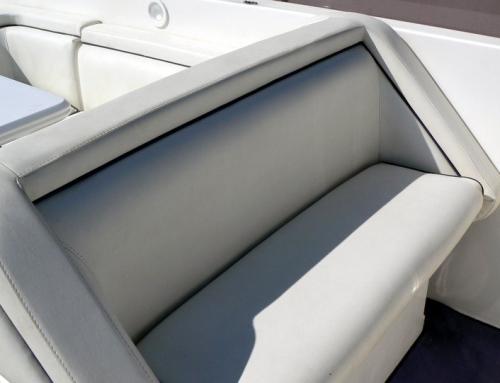 Rénovation Sellerie bateau à moteur